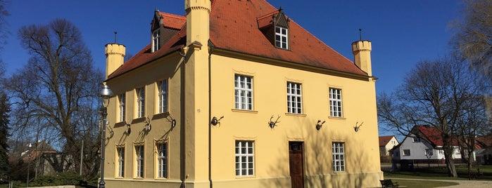 Jagdschloss Groß Schönebeck is one of Schlösser in Brandenburg.