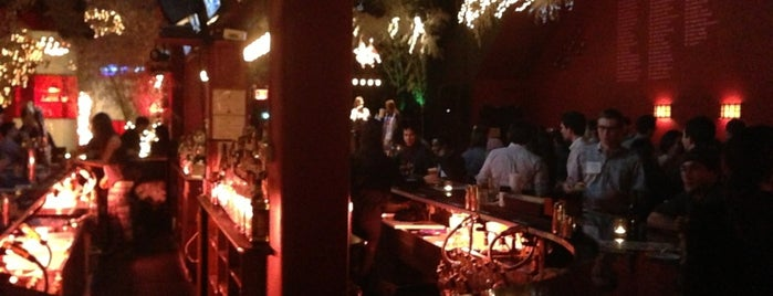 M1-5 Lounge is one of Nights in NYC.