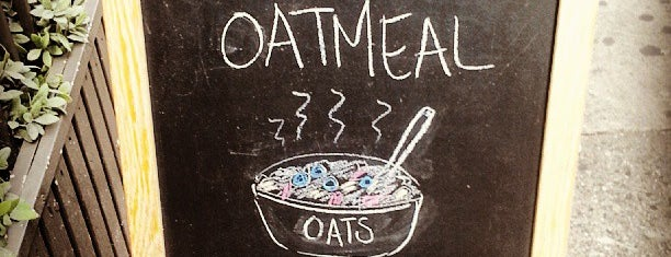 OatMeals is one of Food Near the Venues.