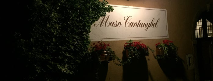 Maso Cantanghel is one of Italy | Good Eating & Living.