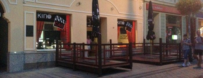 Kino Čas is one of Gespeicherte Orte von Reham.