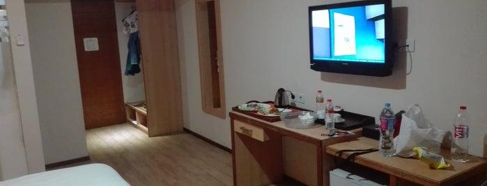 Merapi Merbabu Hotel & Resorts is one of Tempat yang Disukai Yahudha.