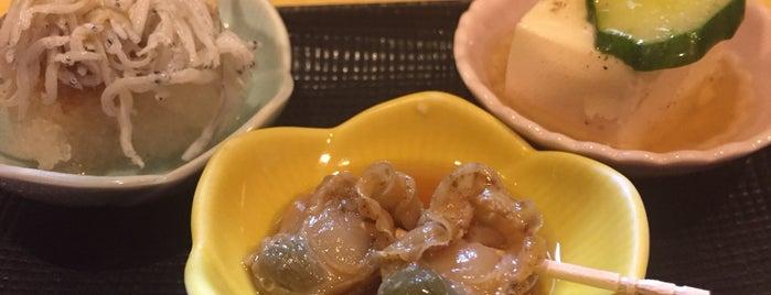ちろり is one of 田町ランチスポット.
