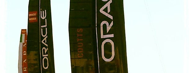 America's Cup Team Bases at Piers 30-32 is one of RockMed Places!.