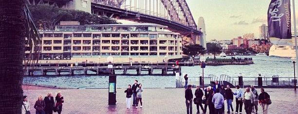 Waterfront Restaurant is one of Tempat yang Disukai Benjamin.