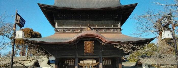 阿蘇神社 is one of 熊本探訪.