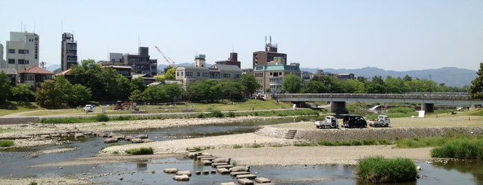 Kamogawa River Delta is one of Locais curtidos por ZN.