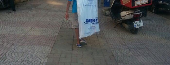 Barker is one of Nagehan'ın Beğendiği Mekanlar.