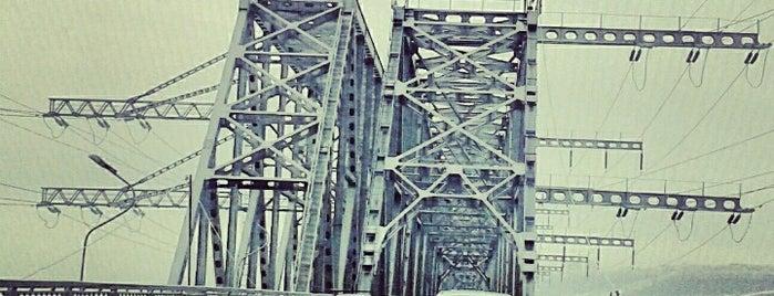 Императорский мост is one of Lugares favoritos de Анастасия.