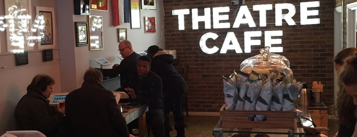 The Theatre Cafe is one of Tempat yang Disukai Richard.