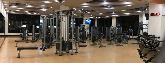 Gym is one of Orte, die Winnie gefallen.