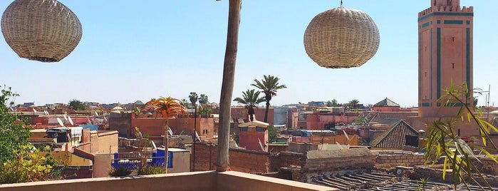 Atay is one of Marrakesh.