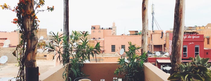 Nomad is one of Marrakech.
