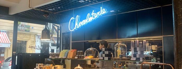La Chocolaterie Cyril Lignac is one of Paris.