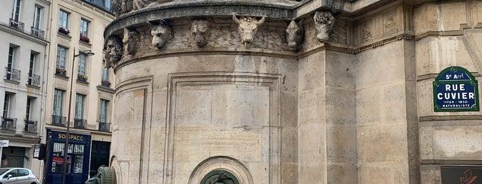 Galerie de Minéralogie et de Géologie is one of Paris, FRANCE.