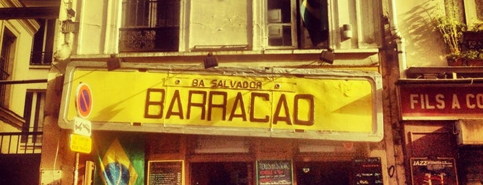 Barracão is one of Alexandre 님이 좋아한 장소.