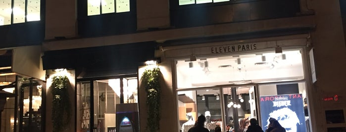 Eleven Paris is one of Paris - to shop, or stay.