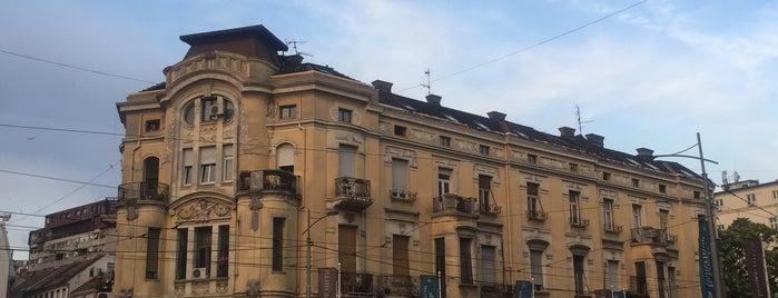 Savski venac is one of Belgrade.