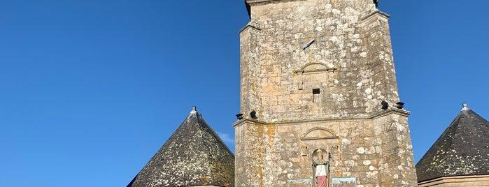 Carnac is one of Bretagne.