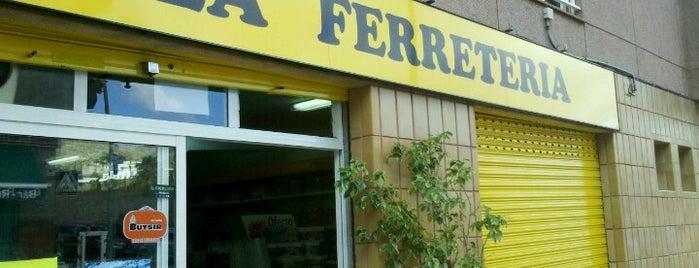 La Ferreteria is one of Ferreterías de Canarias.
