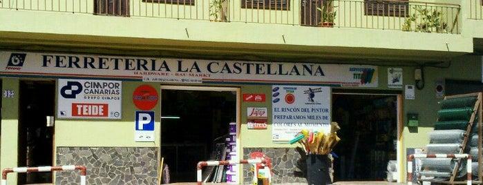 Ferreteria La Castellana is one of Ferreterías de Canarias.