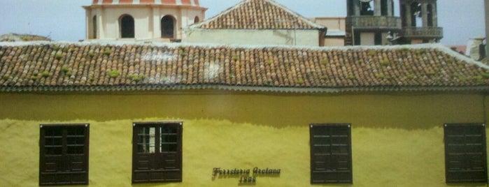 Ferretería Orotava is one of Ferreterías de Canarias.