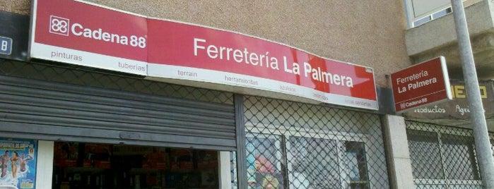 Ferreteria La Palmera is one of Ferreterías de Canarias.