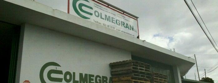 Colmegran is one of Ferreterías de Canarias.