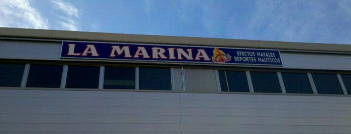 La Marina s.a.l. is one of Ferreterías de Canarias.