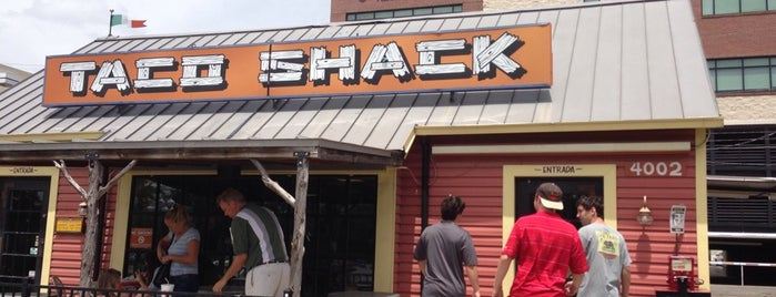 Taco Shack is one of Lugares favoritos de Chad.