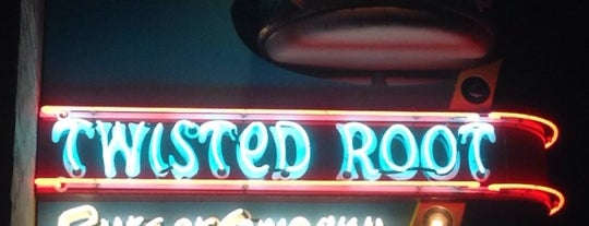Twisted Root Burger Co. is one of Austin To-Do.