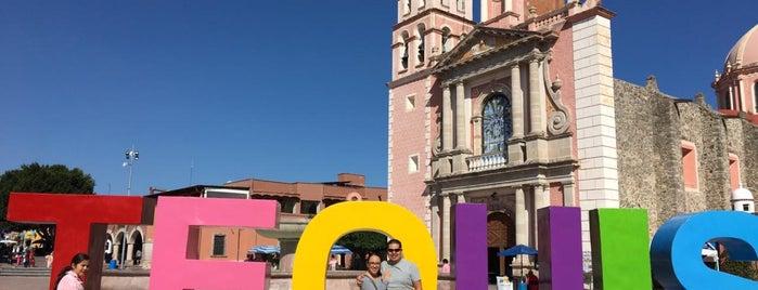 Tequisquiapan is one of Sergio M. 🇲🇽🇧🇷🇱🇷 : понравившиеся места.