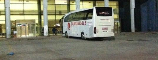 Yalova Şehirler Arası Otobüs Terminali is one of hndn_k : понравившиеся места.