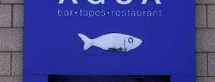 Restaurant Agua is one of Deja vu.