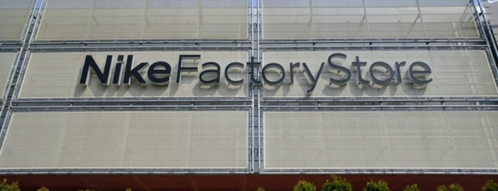 Nike Factory Store is one of Berlin.