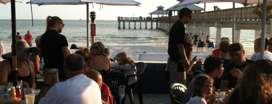 The Beach Pierside Grill & Blowfish Bar is one of My Beaches.