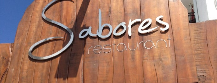 Sabores is one of Cataluña.