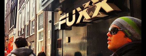 Fuxxx is one of Where I get drunk ;-).