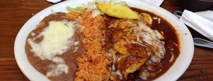 Bertha Miranda's Mexican Restaurant is one of Lugares favoritos de Guy.