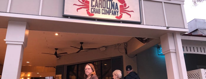 Carolina Crab Company is one of Lieux qui ont plu à Brandon.