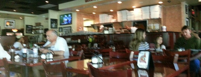 Anthony's Coal Fired Pizza is one of Coral Springs.