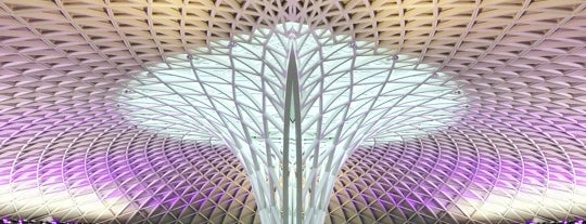 London King's Cross Railway Station (KGX) is one of Volta ao Mundo oneworld: Londres.