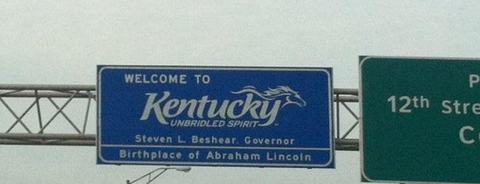 Kentucky is one of Tempat yang Disukai Robin.