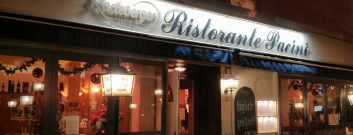 Ristorante Pacini is one of Berlin Restaurant.