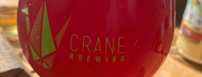 Crane Brewing Company is one of Breweries 🍺.
