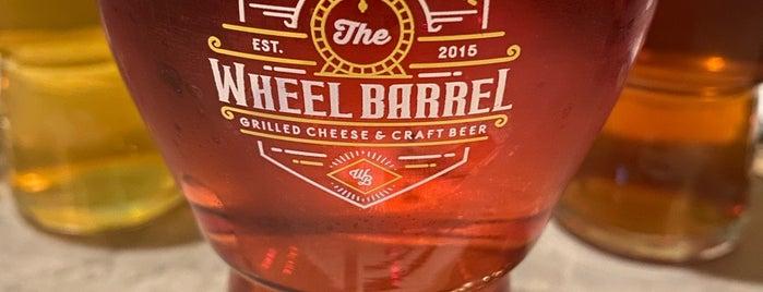 Wheel Barrel is one of Topeka.