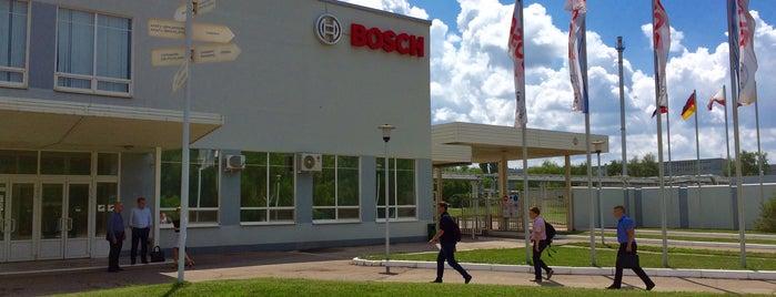 OAO Robert Bosch Saratow is one of Orte, die Oleg gefallen.