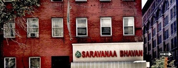 Saravanaa Bhavan is one of บันทึกเดินทาง New York.