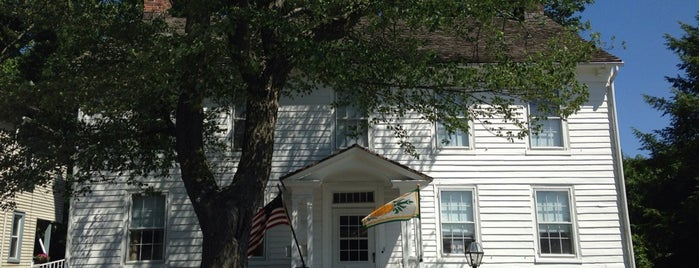 Schuyler Hamilton House Morristown Chapter D A R is one of Road Trips (Under 3 Hours).