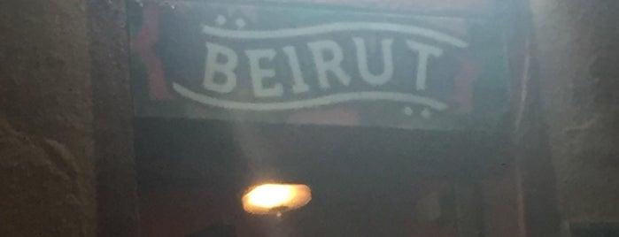 Beirut is one of [por explorar] Restaurantes.